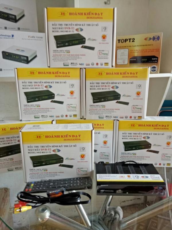 com bo 5 Đầu thu mặt đất DVB T2 MS01 - Hiệu Hoàng Kiến Đạt-xem kênh truyền hình kỹ thuật số miễn phí-hỉnh ảnh rõ nét