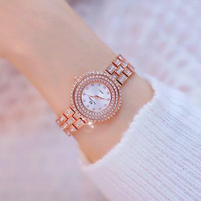 Nơi bán Đồng hồ nữ Bee Sister đính đá cao cấp phong cách Hàn Quốc