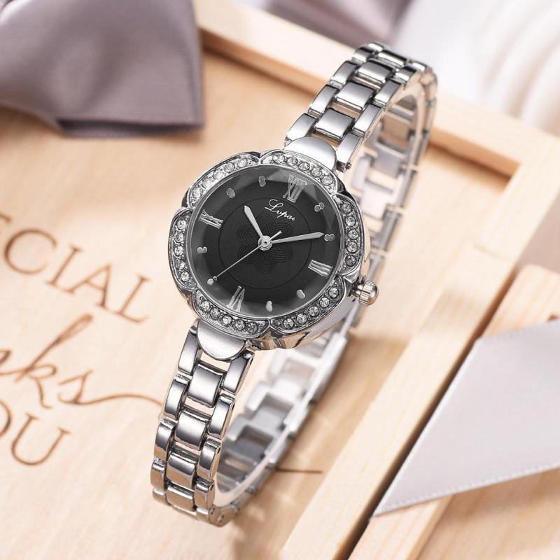 Nơi bán Đồng hồ nữ LVPAI  FLOWER LV05 - sang trọng thanh lịch - cao cấp bền bỉ - chống nước cực tốt
