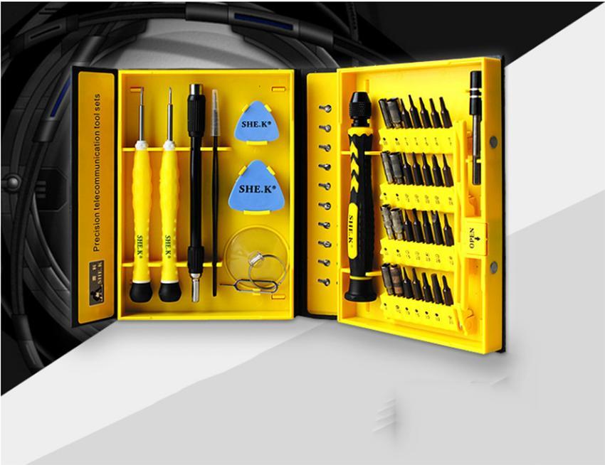Bộ dụng cụ tháo lắp điện thoại, đồ nghề sửa chữa tất cả các điện thoại giá cực tốt, đầy đủ chi tiết