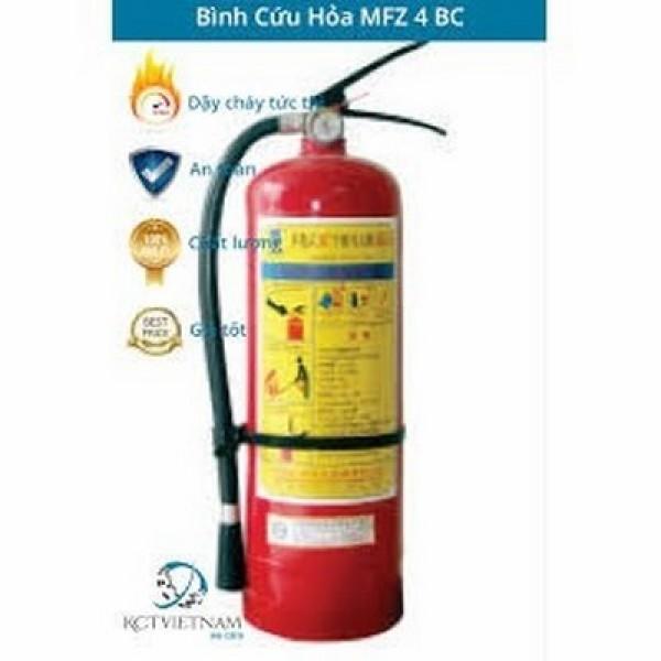 bình cứu hỏa MFZ4 BC