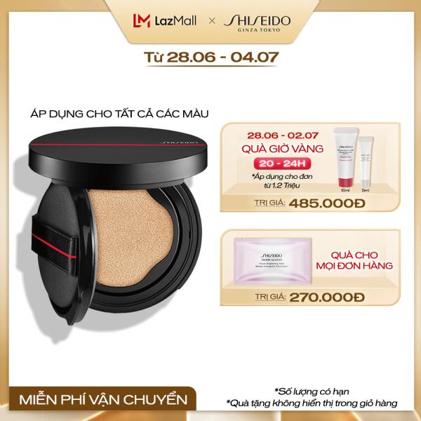 Phấn nước Shiseido Synchro Skin Self-Refreshing Cushion (Refill + Case) giá rẻ