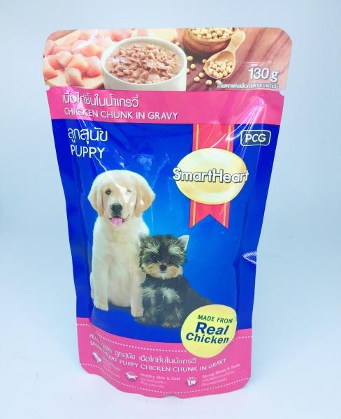Pate SmartHeart Cho Chó Con Và Chó Trưởng Thành- Thức Ăn Dinh Dưỡng Pate Smart Heart Cho Chó