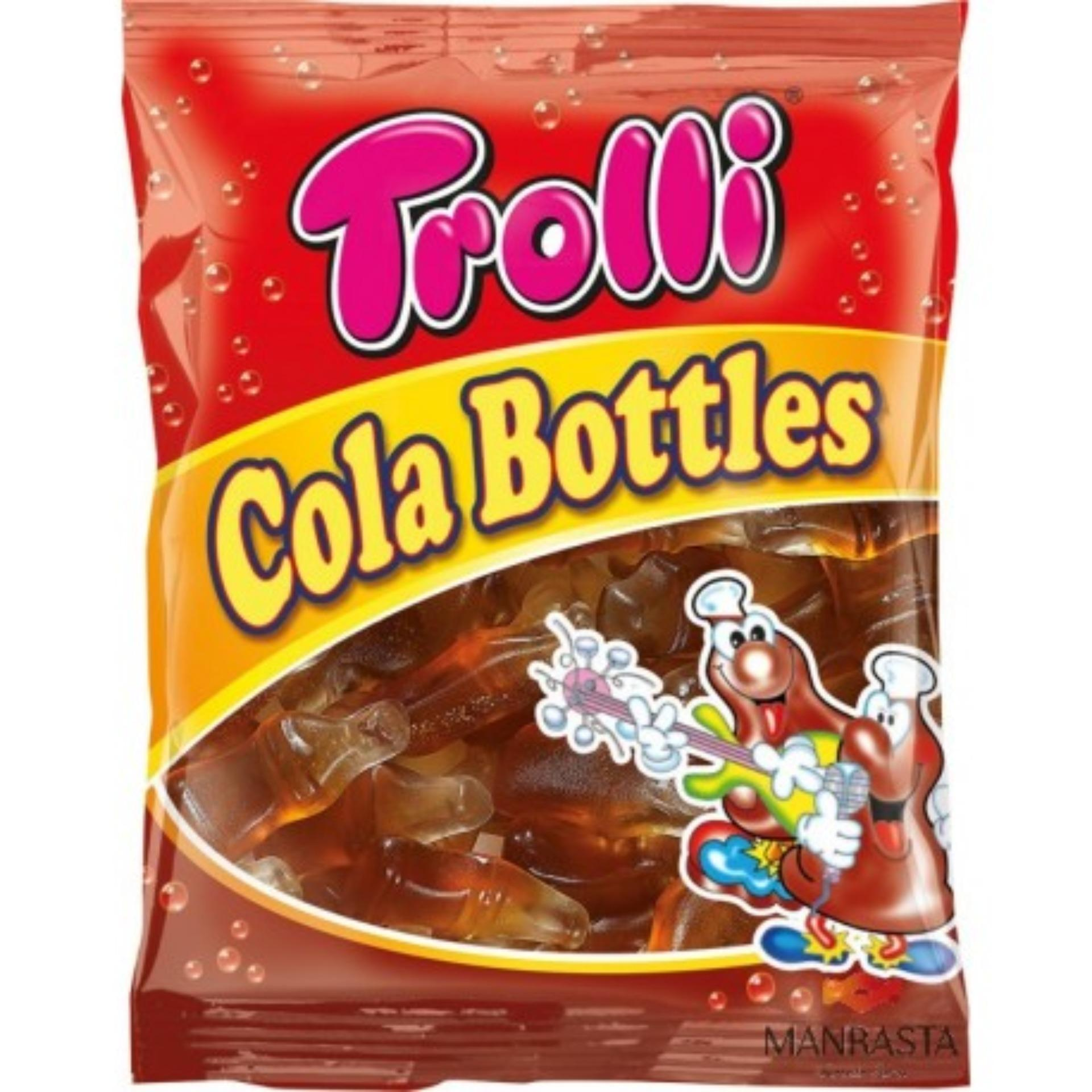 Kẹo dẻo Trolli Cola Bottles