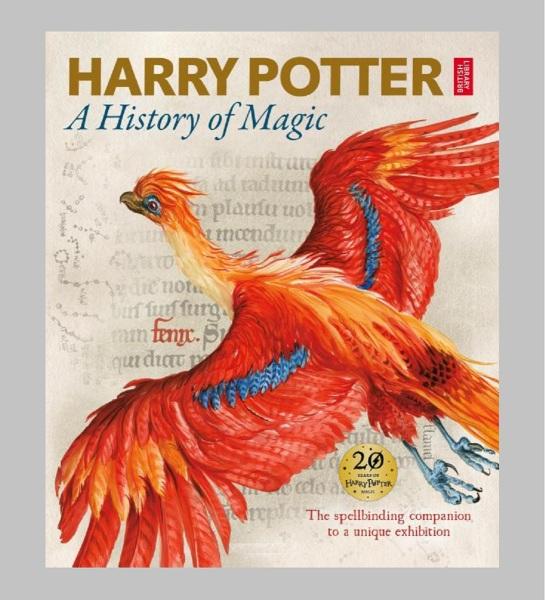 Sách Ngoại Văn - Harry Potter  A History of Magic (J.K. Rowling)