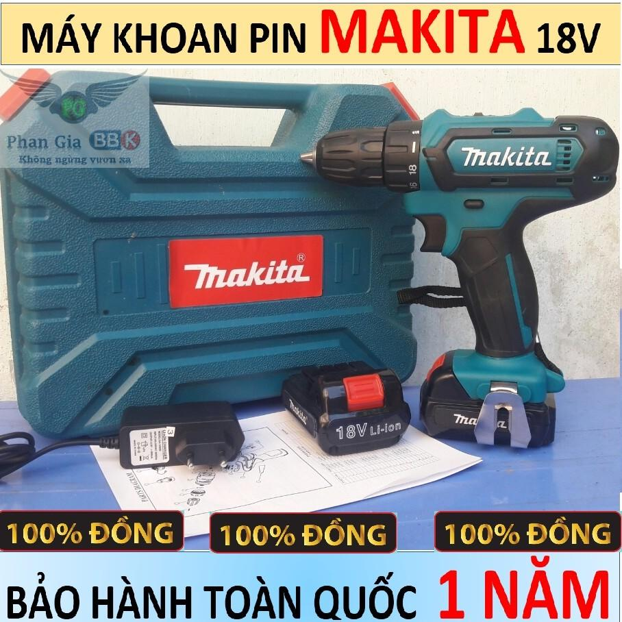 MÁY KHOAN PIN MAKITA 18V MADE IN JAPAN