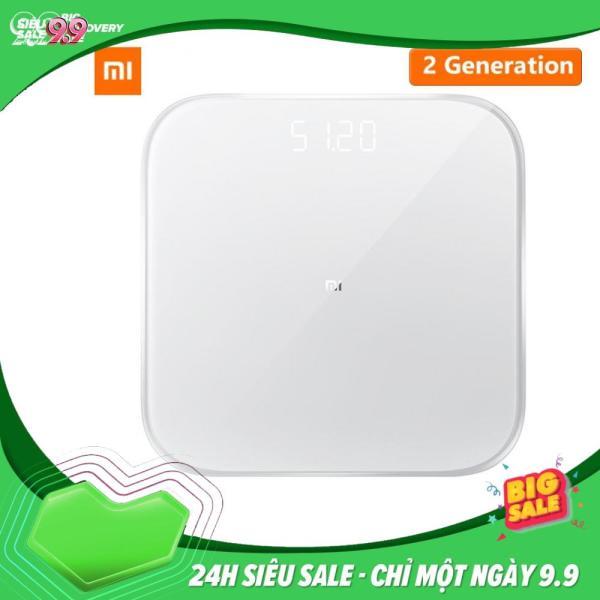 Cân điện tử thông minh Xiaomi Mi Smart Scale 2, Cân điện tử thông minh, Cân sức khỏe phân tích tổng hợp thế chất cao cấp
