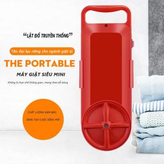 Máy giặt mini cỡ nhỏ Máy giặt di động mini cho những chuyến du lịch, dã ngoại Điện máy bé XANH thumbnail