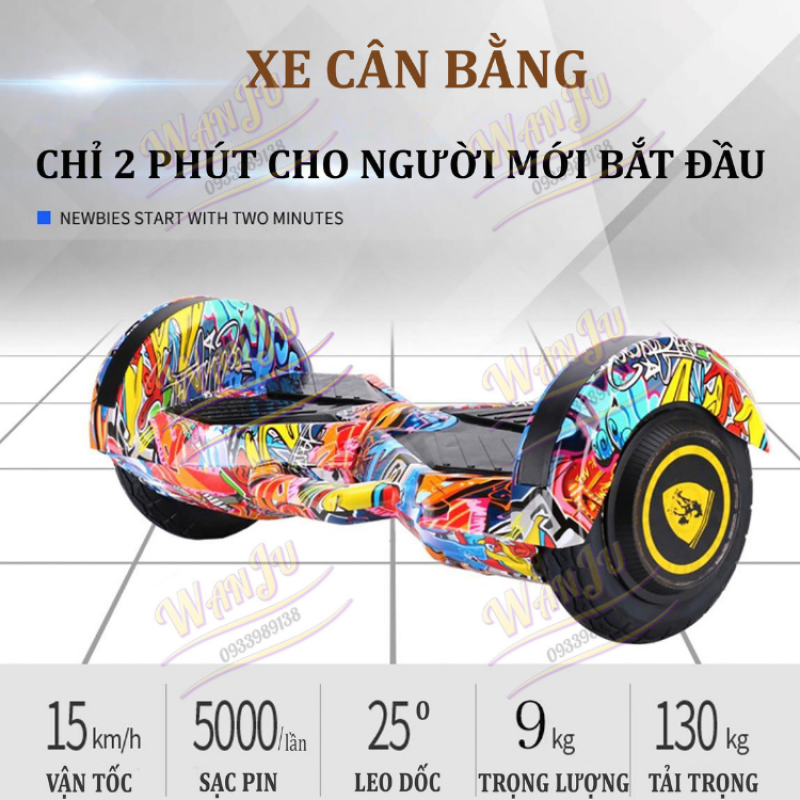 Mua [Hàng có sẵn]Xe điện cân bằng 8 inch X8 Bluetooth và đèn Led sở hữu tốc độ 15km/h gầm cao 30mm đi vững vàng không sợ ngã