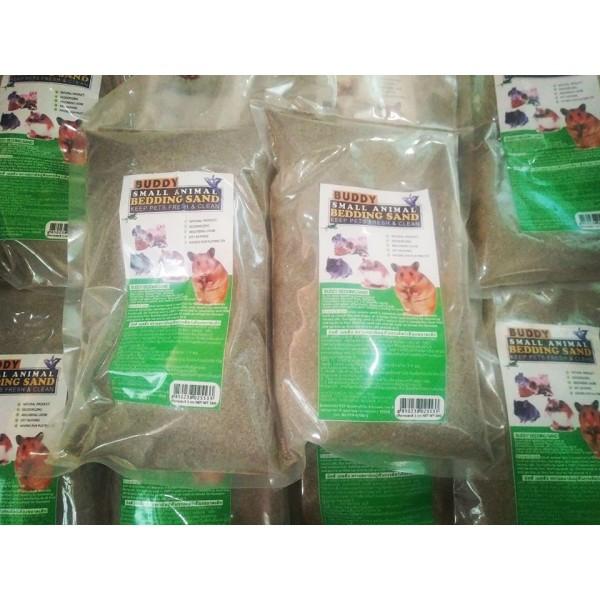 Cát buddy thái - lót chuồng cho hamster, cam kết hàng đúng mô tả, chất lượng đảm bảo an toàn đến sức khỏe cho thú nuôi