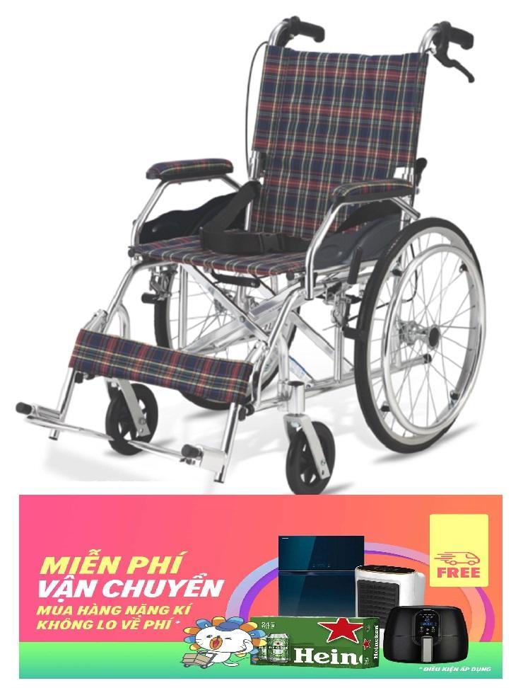 Xe lăn nhôm du lịch xếp siêu gọn OneX