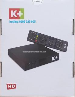 Đầu thu K+ HD mẫu mới nhất 2019 - Đầu thu K+ HD thumbnail