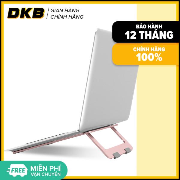 Bảng giá [Miễn phí vận chuyển]Giá Đỡ Laptop Macbook để bànchất liệu hợp kim nhôm cao cấp hàng chính hãng DKB Phong Vũ
