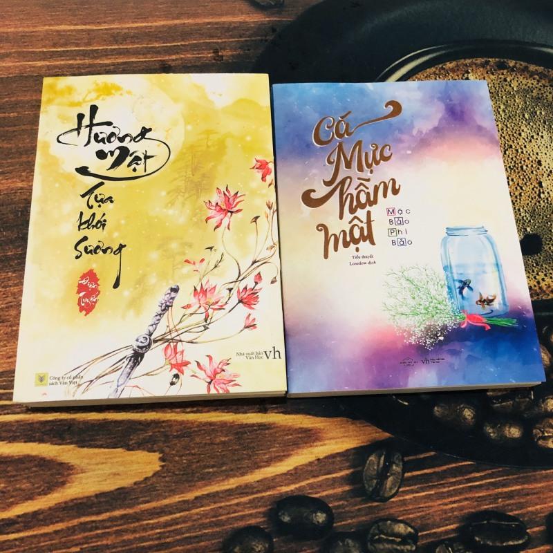 Mua Combo 2 sách: Hương Mật Tựa Khói Sương - Cá Mực Hầm Mật