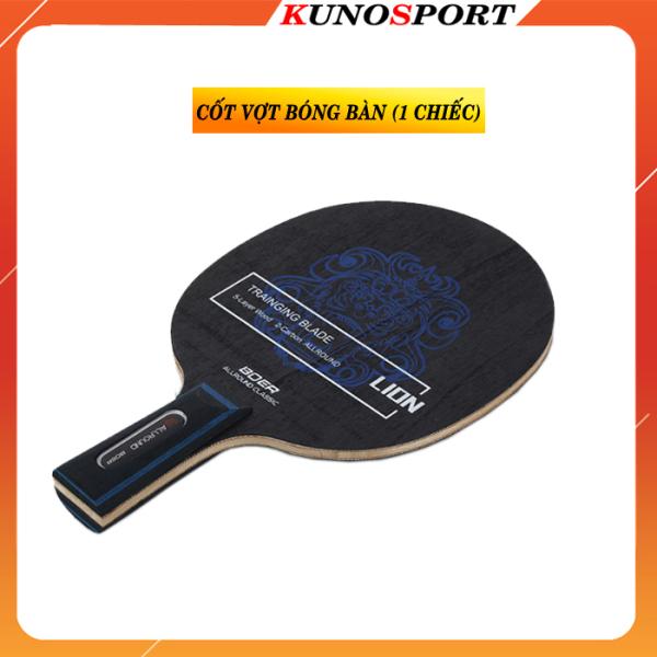 Cốt Vợt Bóng Bàn Lion Sợi Carbon Cao Cấp Trọng Lượng 84G - Kunosport.