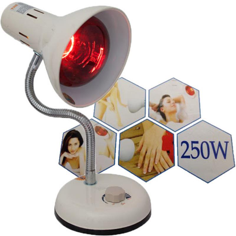 Chân đèn hồng ngoai TNE Medilamp và bóng đèn hồng ngoại 250w
