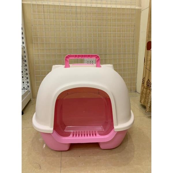 Nhà vệ sinh chó mèo(kèm xẻng)
