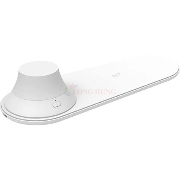Đèn ngủ kiêm sạc không dây Xiaomi Yeelight Wireless Charging Nightlight YLYD0801EU YLYD08YI - Hàng nhập khẩu - Thiết kế hiện đại, Sạc nhanh không dây, Ánh sáng bảo vệ mắt