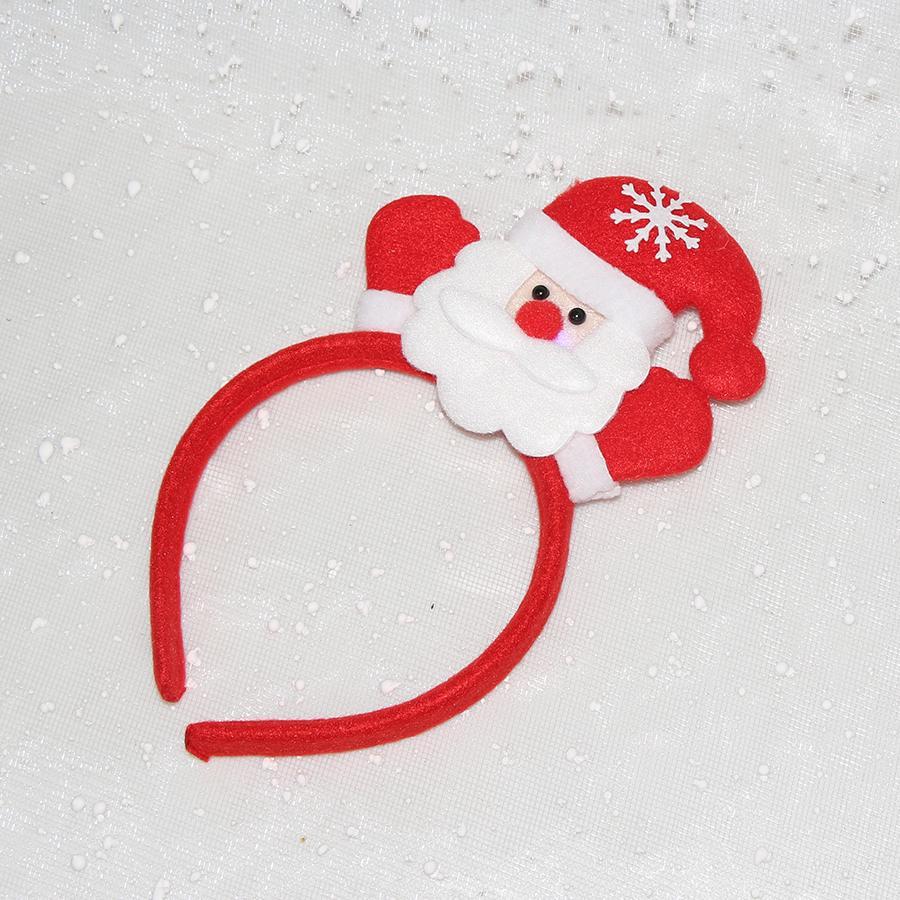 Băng đô Noel 1 đầu đèn LED - MIA SHOP