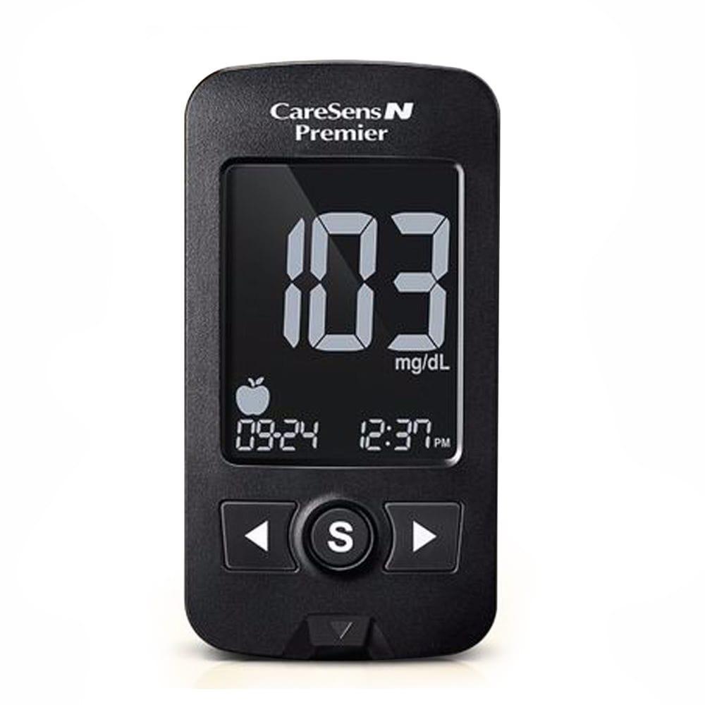 Máy đo đường huyết  CareSens N Premier Hàn Quốc ( Miễn phí vận chuyển ) nhập khẩu