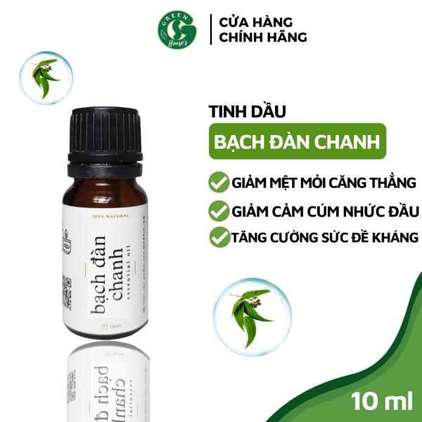 [HCM]Tinh dầu Bạch đàn chanh Ogatic vn | Eucalyptus Citriodora Essential Oil giá rẻ