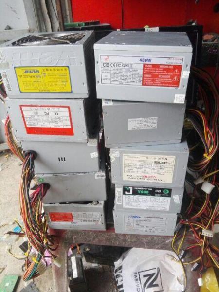 Giá Bộ nguồn máy tính 300-400W Fan 8