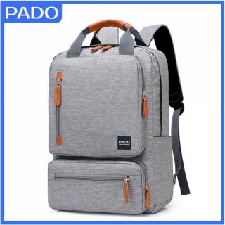 Balo Laptop Thời Trang Nam Nữ PADO P462D đựng vừa laptop 15.6inch - Chính Hãng Phân Phối thumbnail