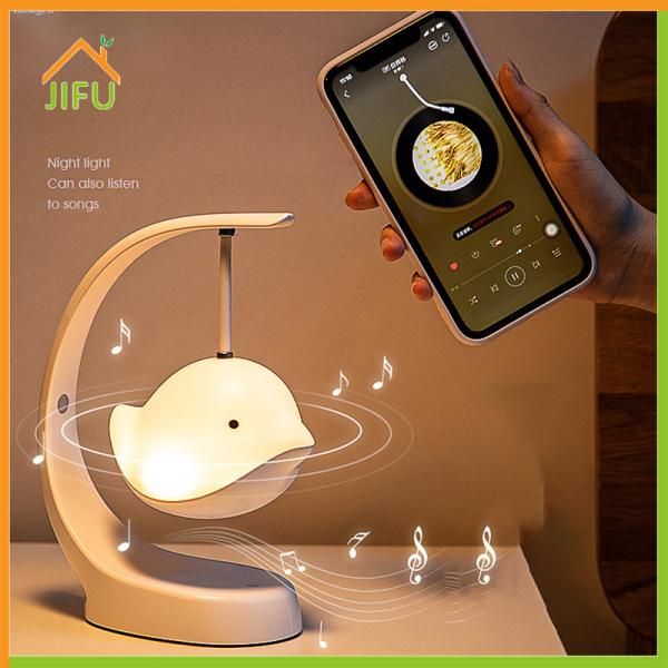 Bảng giá Đèn để bàn Đèn ngủ hình con chim sáng tạo với loa Bluetooth, có thể điều chỉnh độ sáng, cho phòng ngủ đầu giường đầu giường Quà tặng Giáng sinh