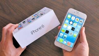 Sale Điện Thoại iPHONE 6 64GB QUỐC TẾ HÃNG APPLE MỚI ZIN FULLBOX/ FULL CHỨC NĂNG Đổi trả miễn phí - Yên tâm mua sắm ( Điện thoại giá rẻ, điện thoại smartphone, Điện thoại thông minh) Với ĐIỆN MÁY TOÀN LỘC