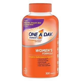 One A Day Viên Uống Bổ Sung Vitamin Tổng Hợp Cho Nữ Women s Formula 300 Viên Của Mỹ thumbnail
