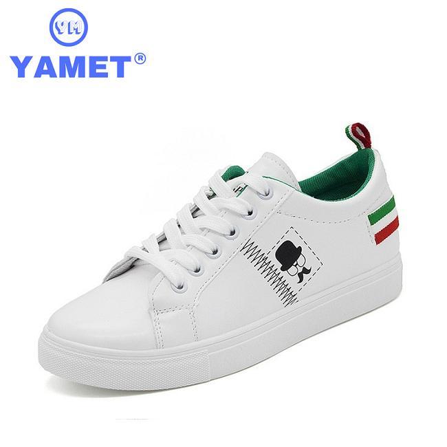 Giày Sneaker Thời Trang Nữ - YAMET shop YM005