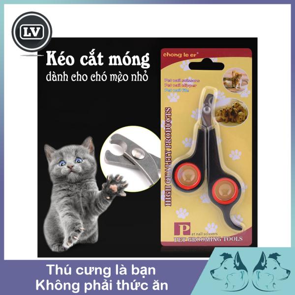 Kéo cắt móng dành cho chó mèo nhỏ Phụ kiện Long Vũ