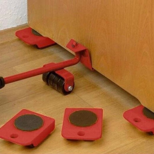 Bộ dụng cụ nâng và chuyển đồ thông minh (tối đa 600kg)