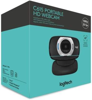 Logitech HD Webcam C615 thumbnail