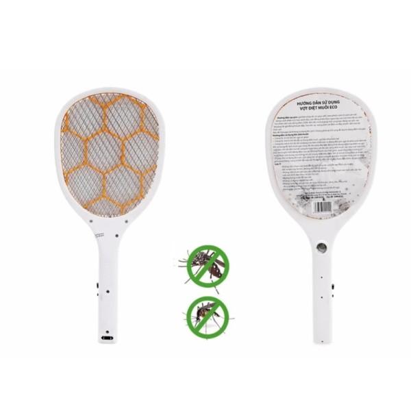 Vợt muỗi Nakagami Eco thế hệ mới - Màu ngẫu nhiên - BH 12 tháng | Vạn Phát Store
