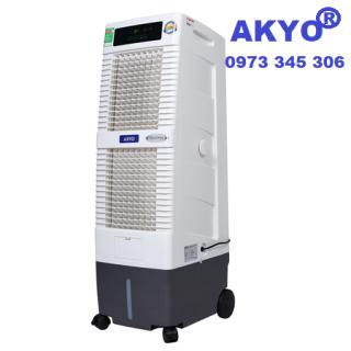 Quạt điều hòa không khí AKYO AK3000 Inveter Made in Thailand Lưu lượng gió 3000m3 h Công suất 150W Moto ly tâm 100% dây đồng Cánh lồng siêu êm độ ồn thấp - Bảo hành chính hãng 24 tháng thumbnail