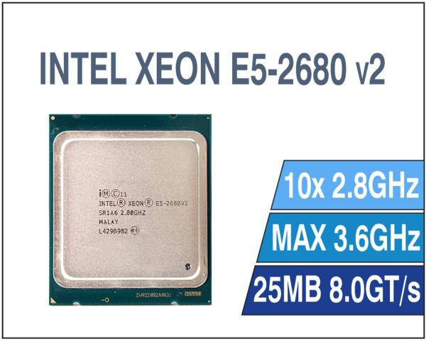 Bảng giá [Giá khuyến mãi] CPU INTEL XEON E5-2680 V2 (10C/20T, 25M CACHE, 2.8GHZ TURBO 3.6GHZ) SOCKET 2011. Bảo hành 12T Phong Vũ