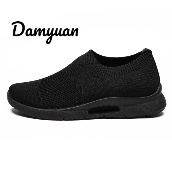 2020 Woman Shoes Sneakers Flats Sport Footwear Men Women Couple Shoes New Fashion Lovers Shoes Casual Lightweight Shoes giá rẻ