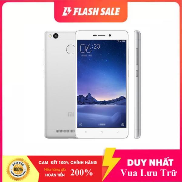 Điện Thoại Cảm Ứng Smartphone Xiaomi Redmi Note 3 (2GB/16GB) - 2 Sim - Có Tiếng Việt - Dung lượng pin 4000 mAh