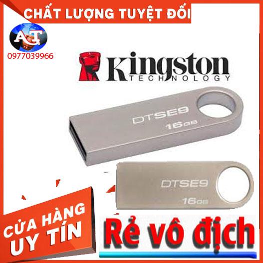 [TRỢ GIÁ] USB 16GB Kingston SE9 Chống Sốc, Chống Nước Duy Nhất Khuyến Mại Hôm Nay