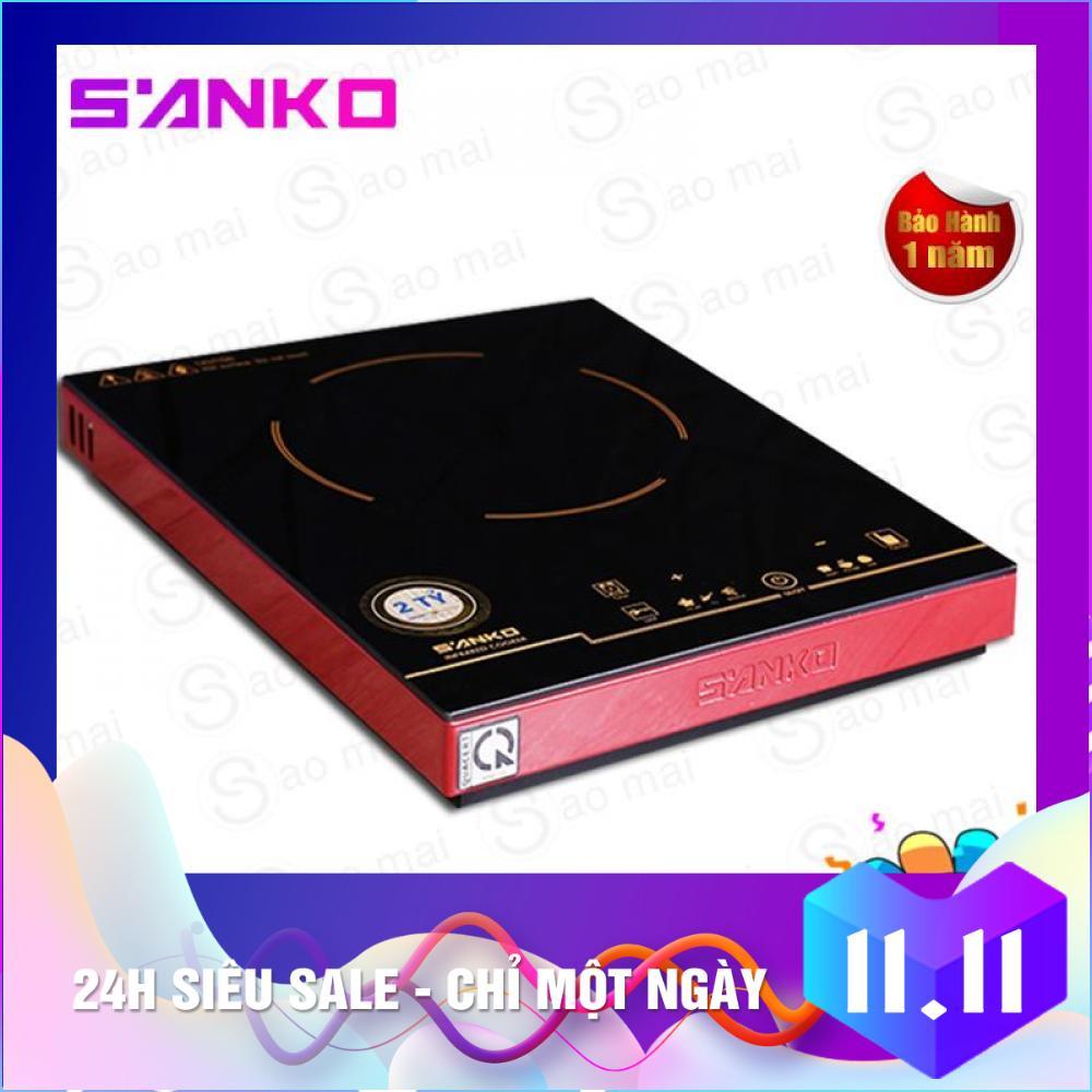 Bếp Hồng Ngoại Điện Sanko SI 718 R Hàng Cao Cấp