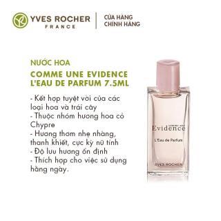 Nước hoa mini Yves Rocher COMME UNE ÉVIDENCE EAU DE PARFUM 7,5ml thumbnail