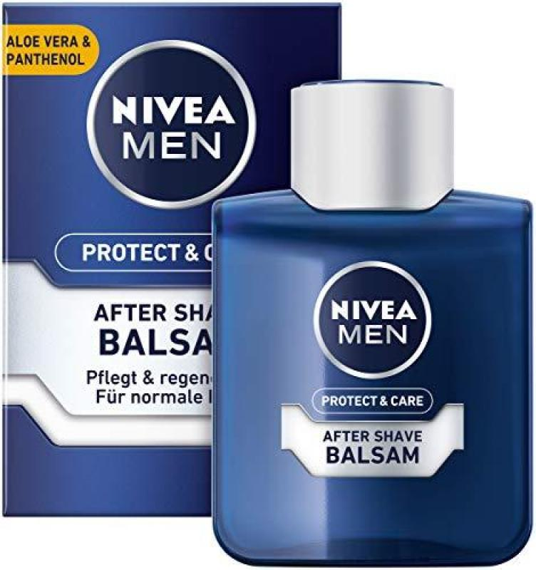 Kem dưỡng sau cạo râu NIVEA Men Proect & Care After Shave Balsam 100ml - Đức giá rẻ