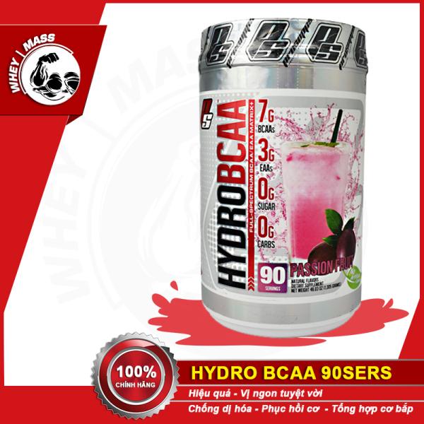 PROSUPPS HYDRO BCAA 90 lần dùng (1323g) tốt nhất