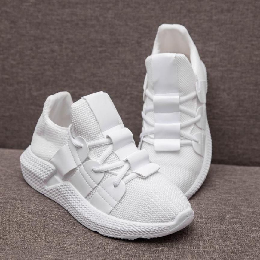 Giày thể thao bánh mỳ trắng nữ cực chất, giày đi êm chất, chất tốt giá rẻ