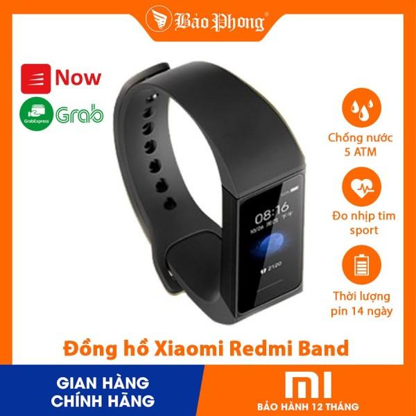 Đồng hồ thông minh Xiaomi Redmi Band ( NEW 2020 ) và MIBAND 4C BẢN QUỐC TẾ