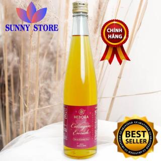 [Quà tặng khủng]Nước uống Collagen Enrich Hebora Nhật Bản CHÍNH HÃNG - Nước uống Collagen Nhật Bản hàm lượng cực cao - Ruby House thumbnail
