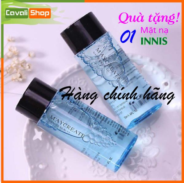 [HÀNG CHÍNH HÃNG] Nước tẩy trang Maycreate - CAVALI - Chai 50ml tẩy sạch bụi bẩn trên da