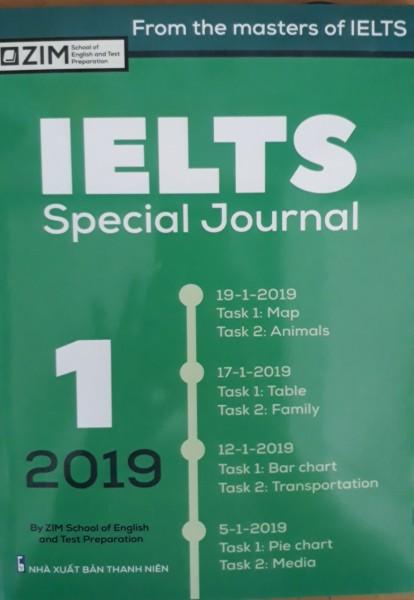[HCM]IELTS Special Journal 1