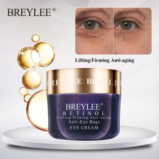 Set mỹ phẩm BREYLEE Hyaluronic Acid gồm kem mắt + serum + kem dưỡng da cải thiện khô làm trắng phục hồi chăm sóc da - INTL thumbnail